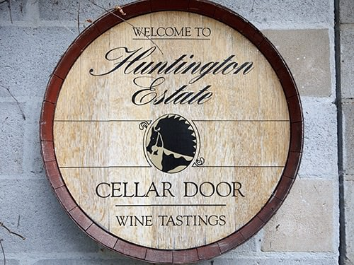 Huntington Estate Cellar Door