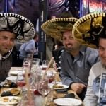 More Sombrero Shots and Happy Diners