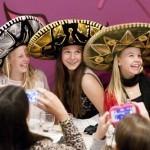 Getting into the Sombrero Spirit