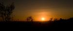 Sunset Undarra - Lava Tubes