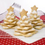 Shortbread Christmas Tree