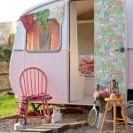 Glamping Camper