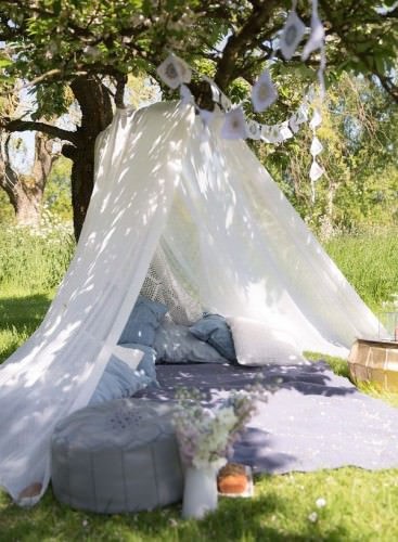 Glamping Mosquito Net
