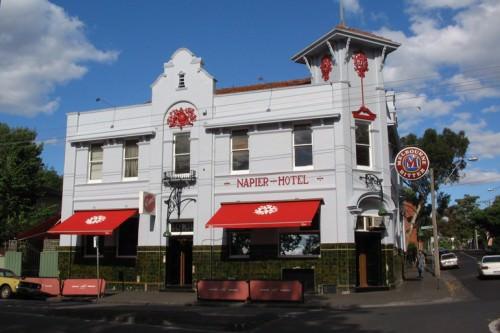 Napier Hotel Melbourne
