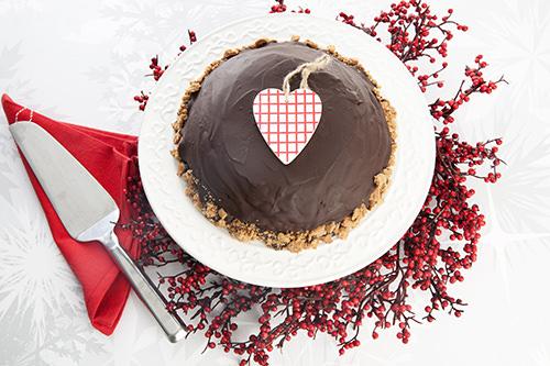 Buche de Noel - A French Christmas Dessert w Nutella