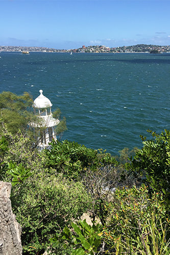 Robertson Point Light - Cremorne Point Lighhouse