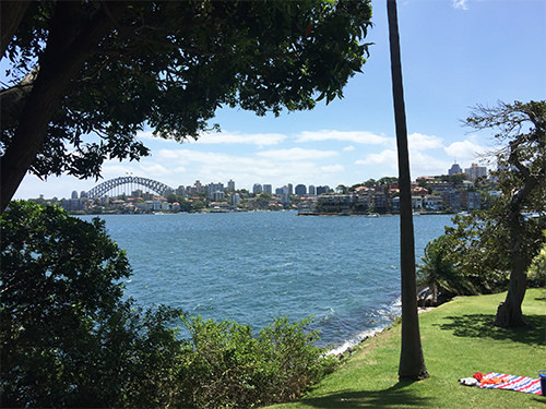 Cremorne Point House Swap