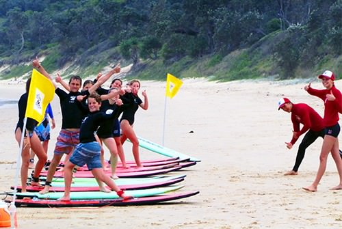 East Coast Surf School -Learn to Surf