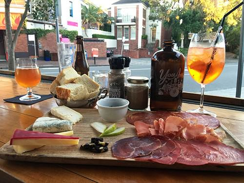 Grazing Board - Salt Meats Cheese Mosman