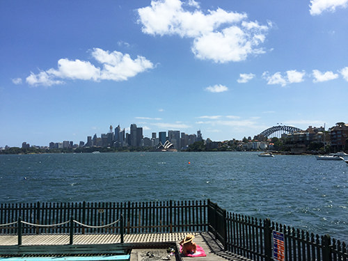 Maccallum Sea Pool Cremorne Point