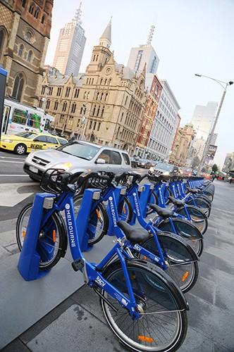 Melbourne Bike Rides