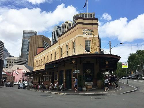 Australian Hotel - The Rocks