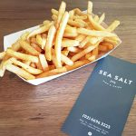 Chips from Sea Salt Jetty