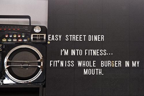 Easy Street Diner