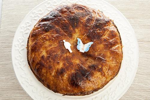 French Kings Cake