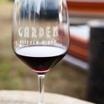 Glass of Red Wine Kitchen Garden GC