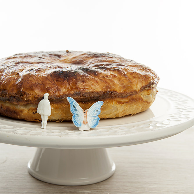 Kings Cake Galette des Rois