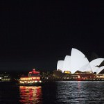 Sydney Opera House by Night
