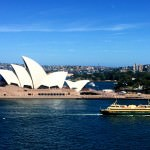 View Opera House from Harbour Bridge