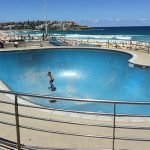 Bondi Beach Skate Area