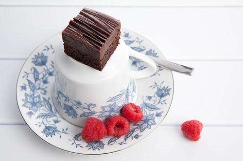 Nutella Chocolate Fudge Brownie