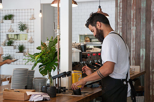 Supply Cafe Barista