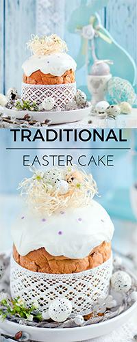 Traditional Easter Recipe - Paska Pin