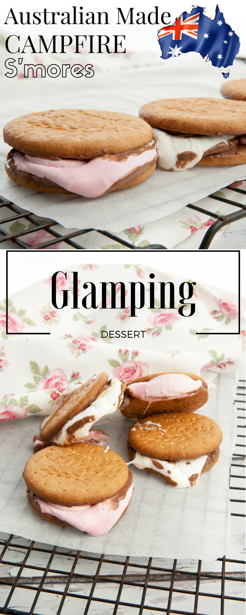S'mores Dessert Recipe - Pin Me