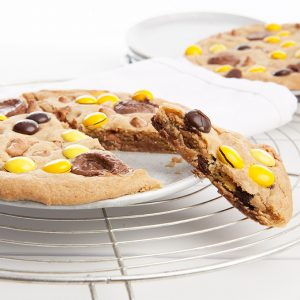 Caramel Pizza Cookie Submissions
