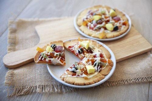 Pizza Supreme Cookies