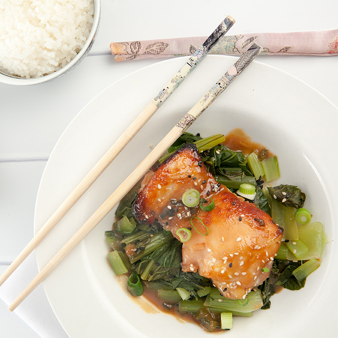 Japanese Miso Chicken Submission
