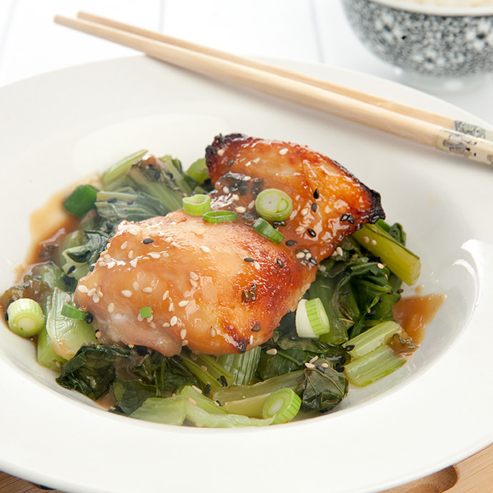 Delicious Miso Glazed Chicken Recipe