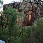 Sawn Rocks Platform Viewing Area