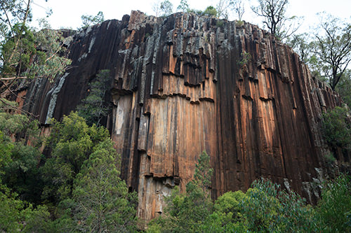 Sawn Rocks Mt Kaputar