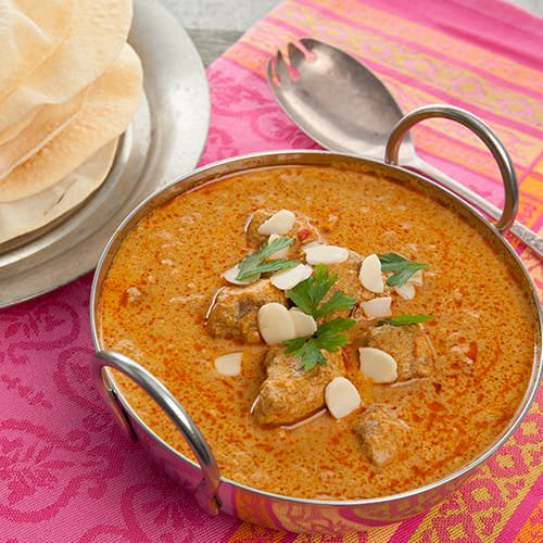 Authentic Indian Lamb Korma Recipe