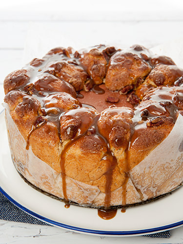Monkey Puzzle Bread Recipe