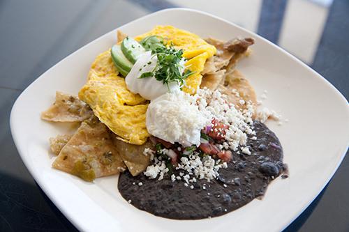 Chilaquiles Breakfast