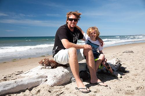 Hendry's Beach Photo