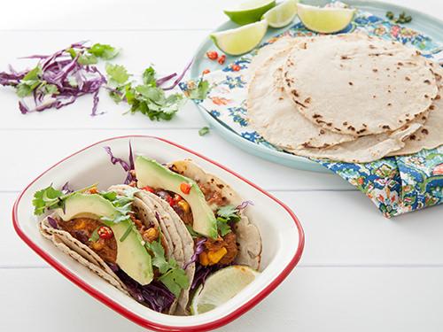 Mexican Shredded Chicken Fiesta