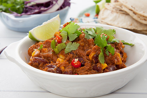 Mexican Pulled Chicken Smokey Flavor