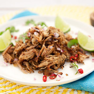 "Authentic Pork Carnitas Slow Cooker Recipe – ""Tender Mexican"" – Easy To Make!"