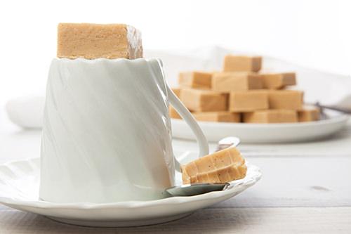 Simple Vanilla Milko Fudge