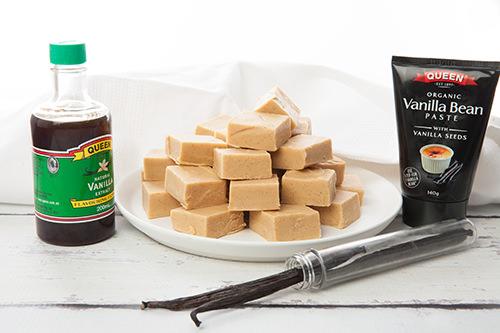 Thermomix Queens Vanilla Fudge