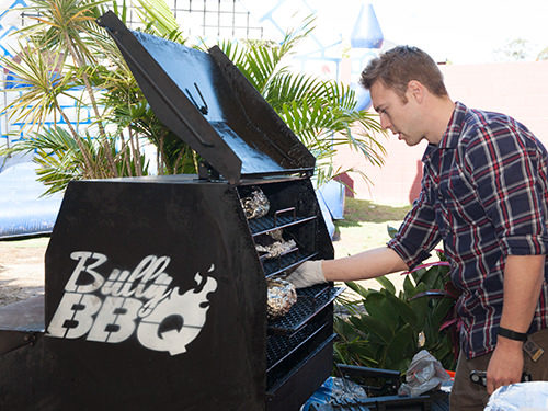American style Barbecue