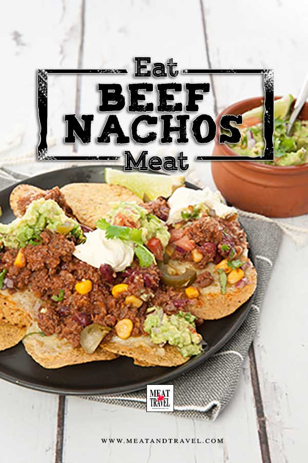 Thermomix Mexican Beef Chili Nachos - Easy and delicious recipe