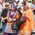 Beautiful Indian Ladies in Sari's