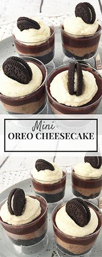 OREO Cheesecake Pin