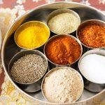 Masala Dabba Box - Ground Spices