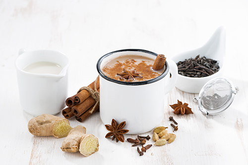 Milk Spiced Tea- Masala Chai