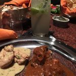 Caraway Kitchen Chicken Korma and Lamb Rogan Josh